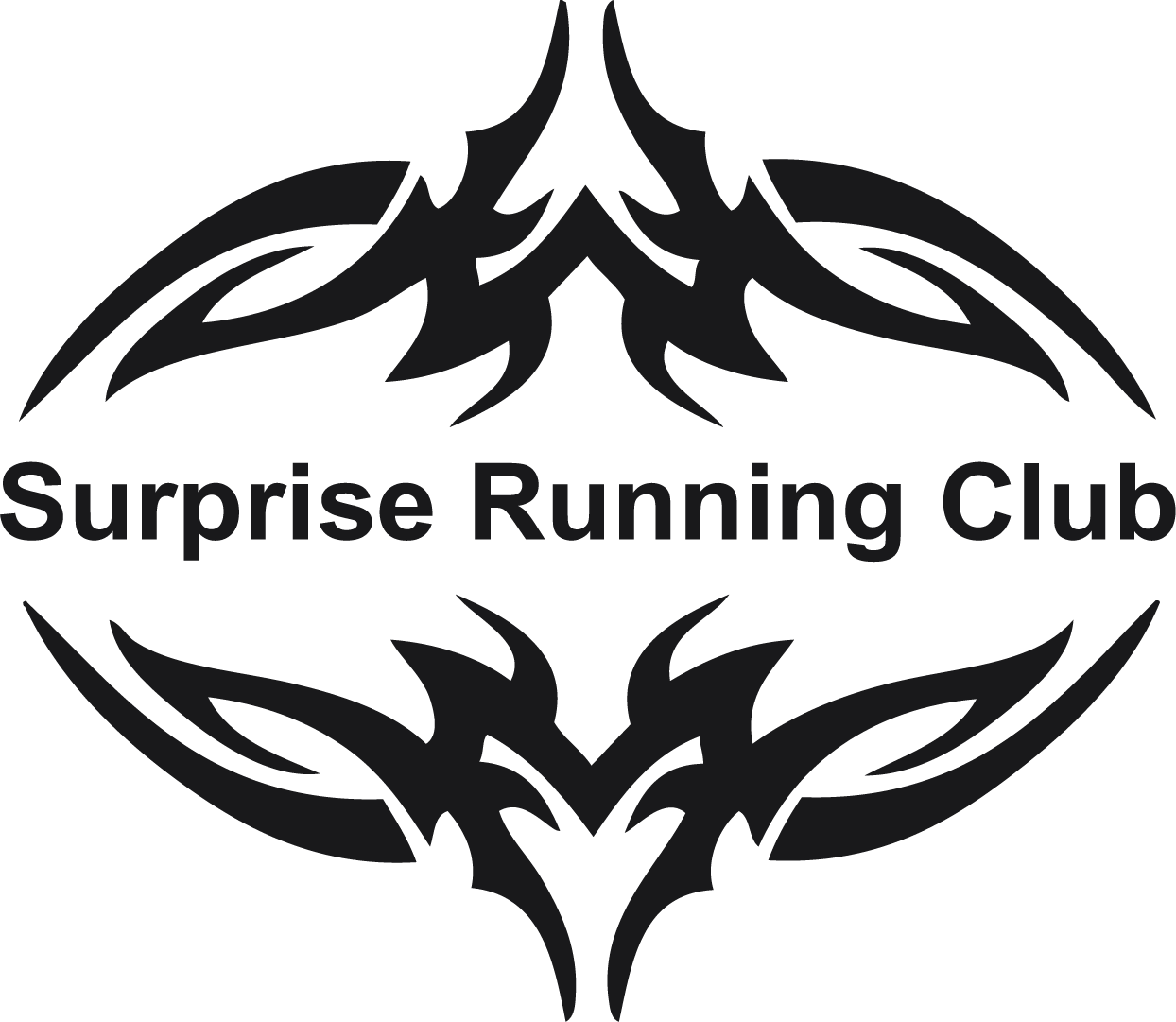 Surprise Running Club – Runners & Walkers of all Ages & Abilities – Fitness Friends Fun – Surprise, Arizona, USA Retina Logo
