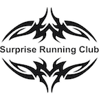 Surprise Running Club – Runners & Walkers of all Ages & Abilities – Fitness Friends Fun – Surprise, Arizona, USA Logo